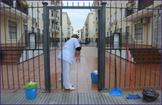 limpieza de comunidades en sevilla