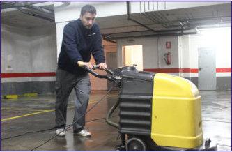 limpieza de garajes en sevilla