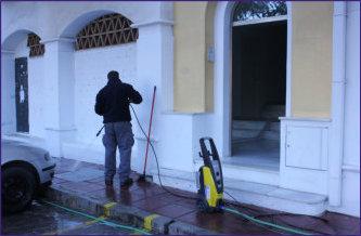 limpieza de obras en sevilla