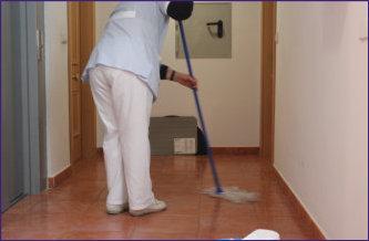 limpieza de clinicas hospitales residencias en sevilla